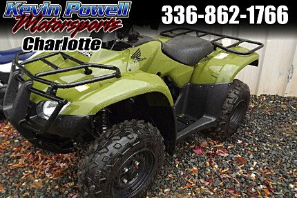 2016 Honda FourTrax Recon for sale 200459534